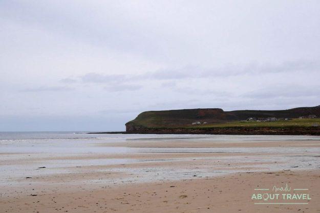 Bahía de Dunnet - Ruta North Coast 500 Escocia