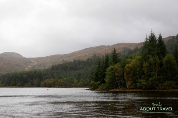 Loch Maree - Ruta North Coast 500 Escocia