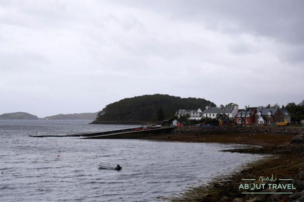 Shieldaig - Ruta North Coast 500 Escocia