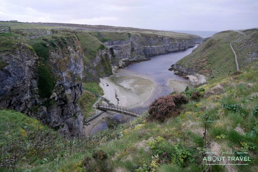 Smoo Cave - Ruta North Coast 500 Escocia