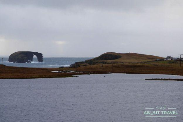 que ver en shetland - eshaness