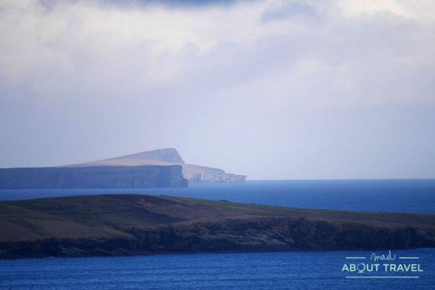 que ver en shetland - acantilados