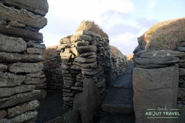 que ver en shetland - Jarlshof