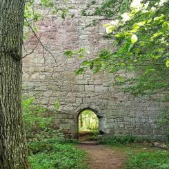 castillos cerca de edimburgo: yester castle