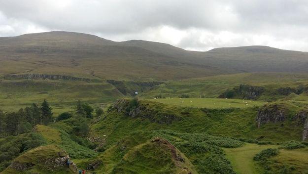 ruta por Escocia en autocaravana