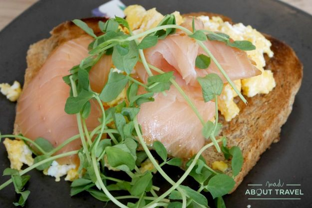 donde comer en dundee: brunch avery & co