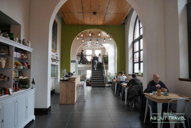 donde comer en dundee: the bach