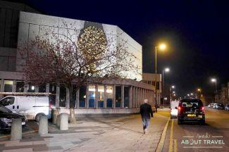 que hacer en east lothian: teatro en the brunton