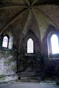 abadía de inchcolm en la isla de inchcolm