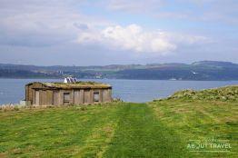 isla de Inchcolm en Escocia
