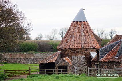 que ver en east lothian: preston mill