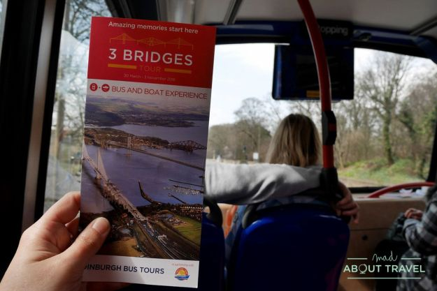 three bridges tour - tour de los tres puentes