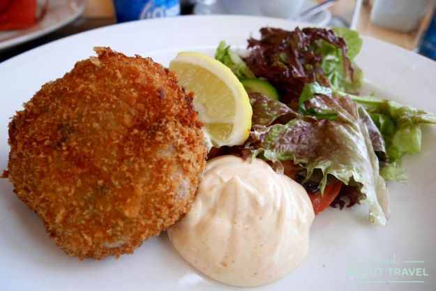 donde comer en Lerwick: Hay's dock