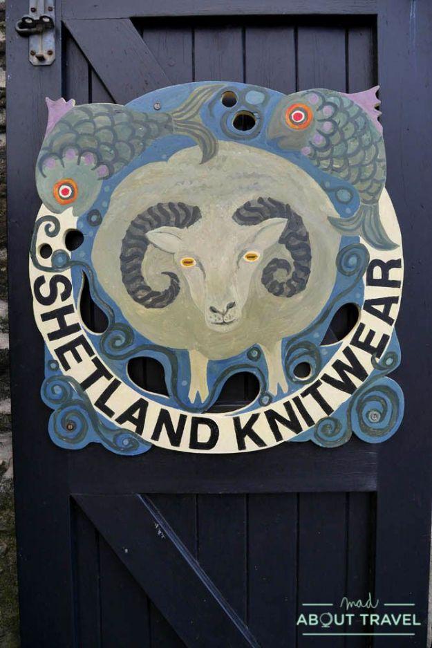 donde comprar en Lerwick: Shetland Knitwear