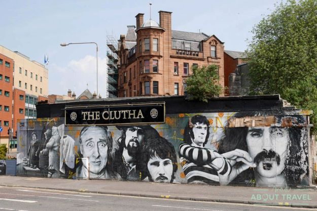 Glasgow Music City Tours