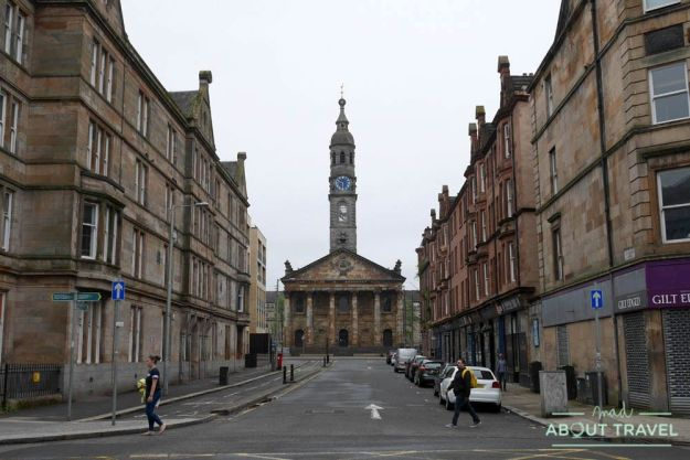 Iglesia de St Andrew's in the Square en Glasgow