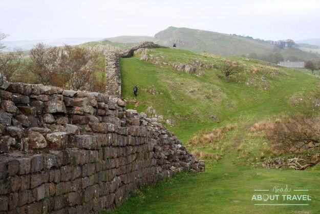 muro de adriano northumberland