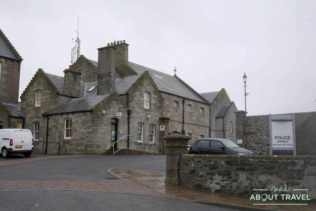 """que ver en lerwick: lugares donde se ha rodado """"Shetland"""""""