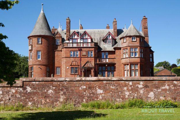 mansión victoriana en Helensburgh, Escocia