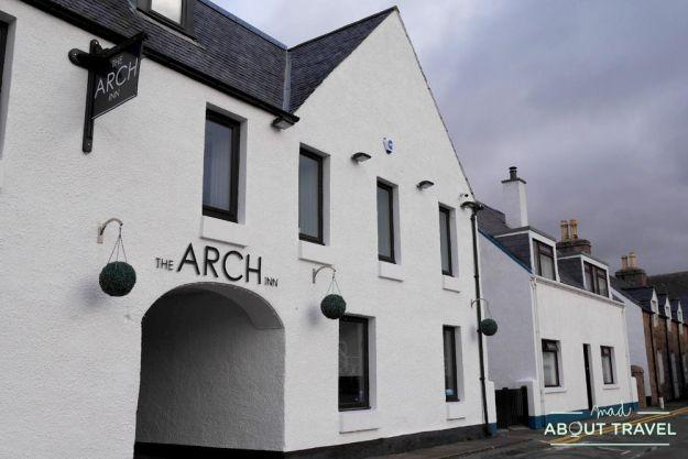 donde dormir en ullapool: the arch inn