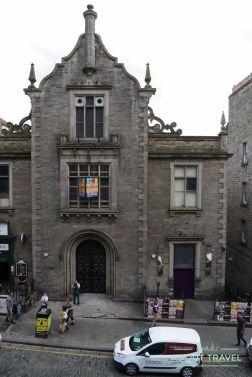 Edinburgh Music Tour: castillo de Edimburgo