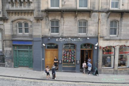 Edinburgh Music Tour: Espionage
