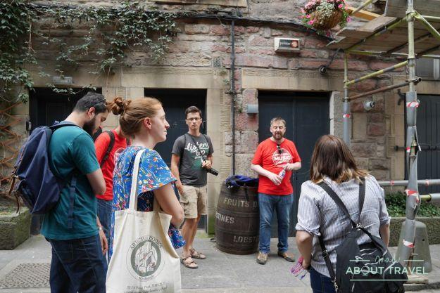 Edinburgh Music Tour: Cowgate