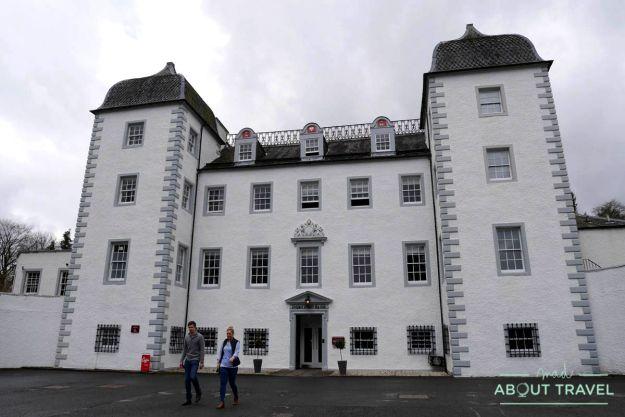 Barony Castle Hotel, Borders de Escocia