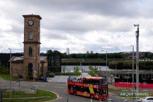 Destilería de whisky Clydeside Distillery en Glasgow