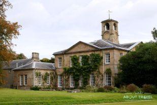 howick hall, northumberland