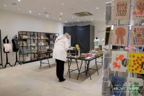 compras en Glasgow en Navidad: tienda de la Glasgow School of Art