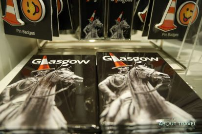compras en glasgow: gallery of modern art