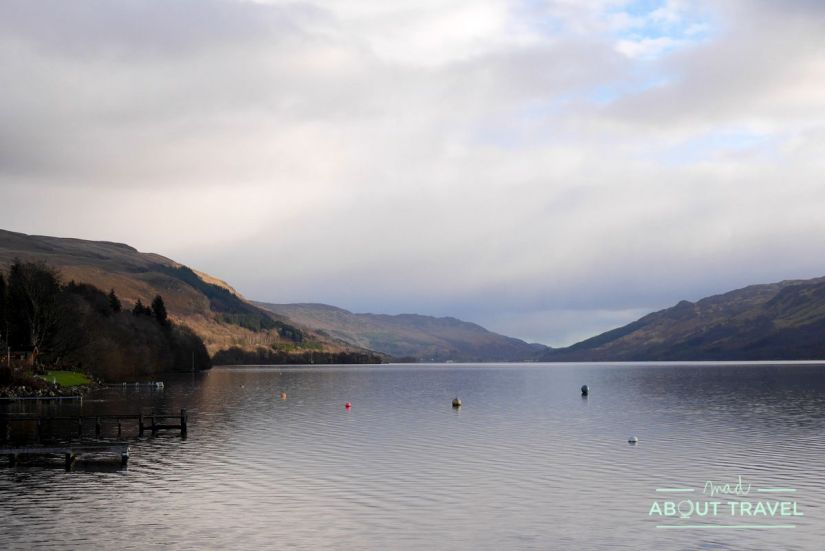 Loch Earn, Highlands Escocia