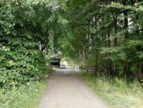 ruta en bicicleta desde Edimburgo: dalmeny estate
