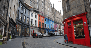Ruta de Harry Potter en Edimburgo