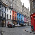 Ruta de Harry Potter en Edimburgo