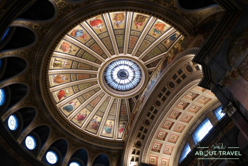 ruta de Harry Potter en Edimbugo: McEwan Hall
