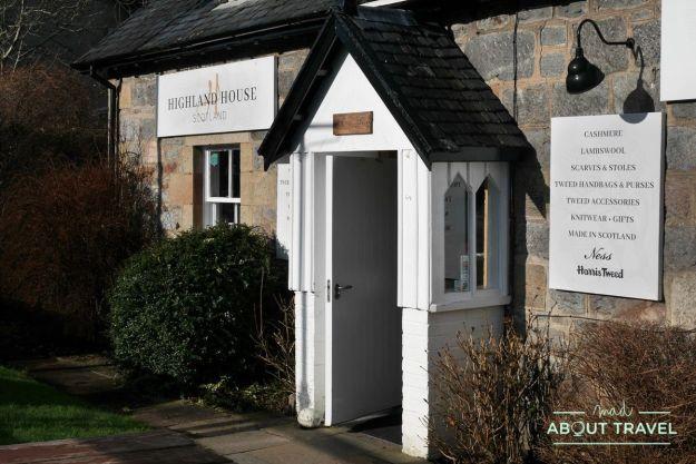donde comprar en fort augustus: highland house