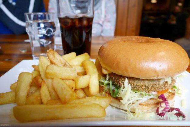 donde comer en Glencoe: Clachaig Inn