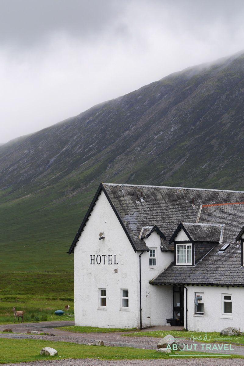 Donde dormir en Glencoe: KIngs HOuse Hotel