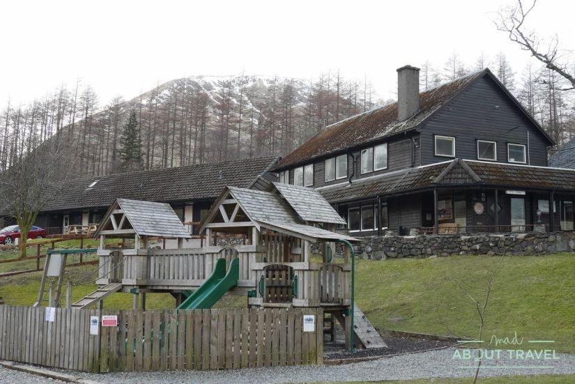 Donde dormir en Glencoe: The Clachaig Inn