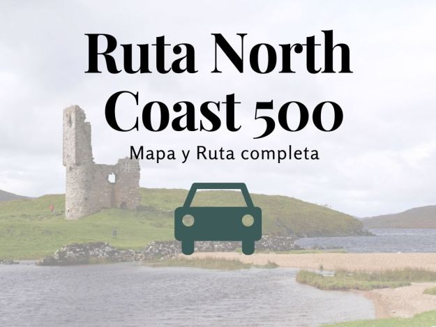 Ruta 500 Itinerario