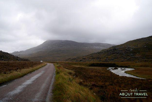 reserva natural de beinn eighe, Escocia