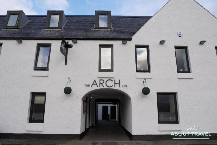 hotel arch inn Ullapool