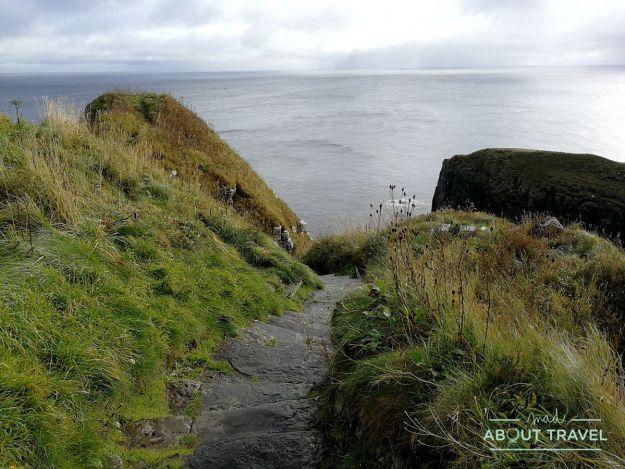 whaligoe steps, escocia