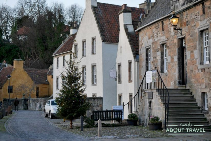 town house culross, fife