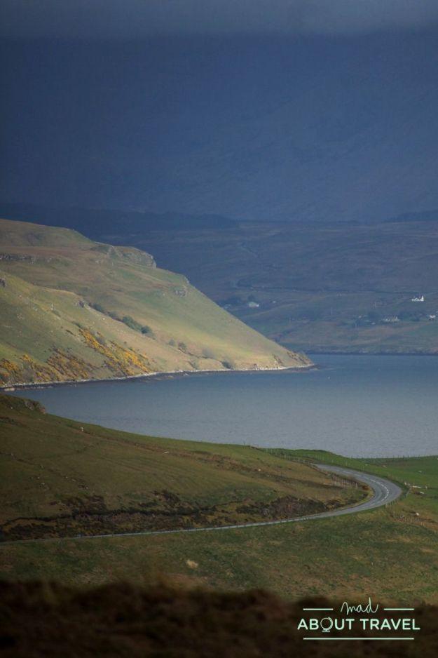 ruta en 4x4 por Escocia: Wildtrax