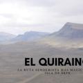 El Quiraing, la isla de skye