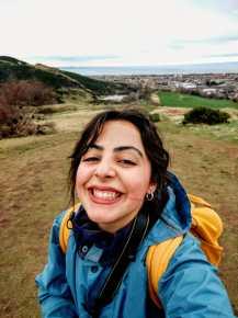Alba Marrero, RMove Escocia