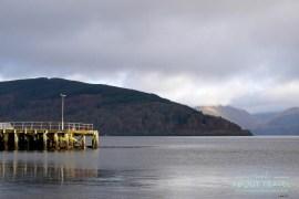 Loch Fyne en Inveraray